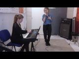 Anna Makeeva, Ksenia Zhironkina - Tainted Love (Soft Cell, Gloria Jones Cover)