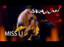 Miss Li Bonfire - Live on Skavlan SVT/NRK/Skavlan