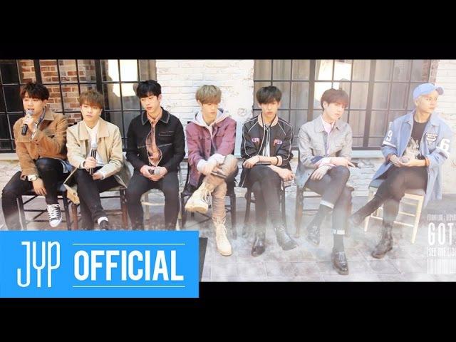 GOT7(갓세븐) See The Light(빛이나) Live Video