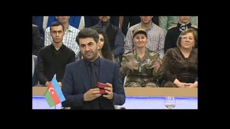 ATV-de aparici Zaur Qarabagdan gelen torpagi gorun neyledi 06.04.2016