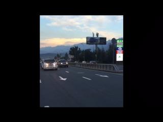 Кортеж в Алматы из HUMMER H2