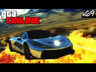 GTA 5 Online Гонки - Скоростное Шоссе! #69