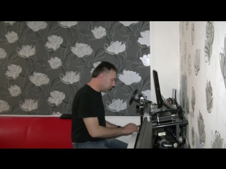 Сектор Газа - LIVE (KORG PA 300) Кавер Дмитрий Зинович