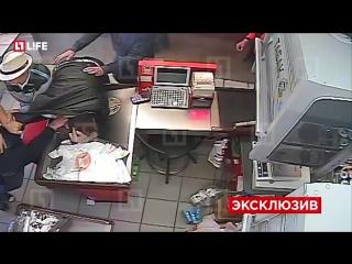 Под Москвой жестоко избили мужчину, заступившегося за женщину с ребёнком