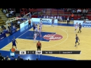 Ante Zizic - Best Plays in ABA Ligue 2016! BEAST.
