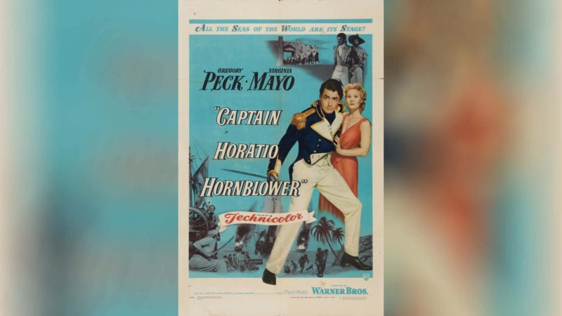 Капитан Горацио (1951) | Captain Horatio Hornblower R.N.
