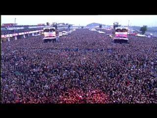 Korn ft. Joey Jordison - Blind (Live at Rock am Ring 2007)