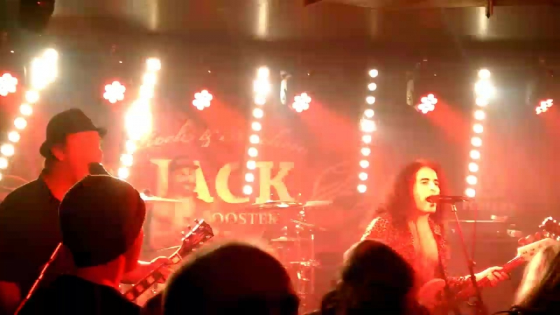 Luca Fly Band ( Luca Sturniolo, Hessu Maxx) - Highway to Hell AC/DC Cover, Jack the Rooster