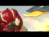 Железный Человек против Оптимуса Прайма