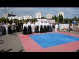 Выступление Школы ЕМА Айкидо Севастополь. Июль 2016
