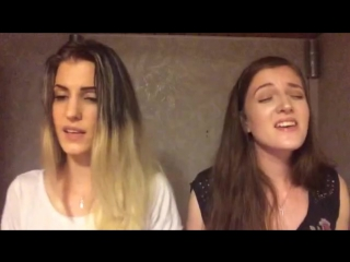 Mana Island - Bounded (cover by Rita and Larisa)
