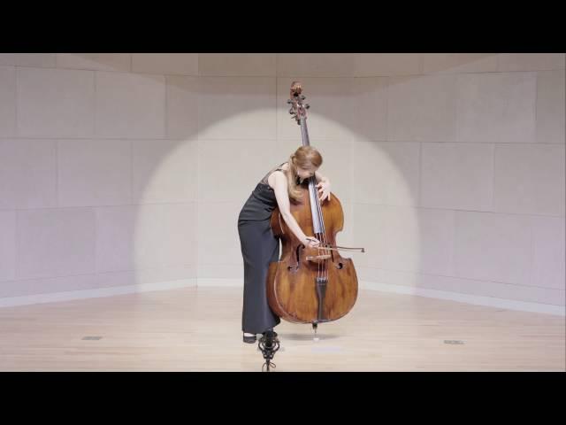 Double bass -Jo Eunsol(조은솔) [감사해]