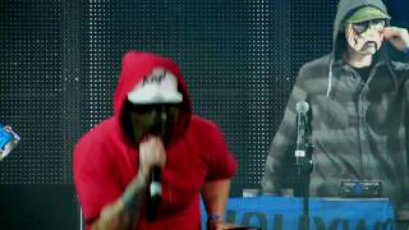 Hollywood Undead Tendencies live at @Zaxidfest 2016