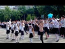 Классный брейк данс и хип хоп  на выпускном в Киевской школе.