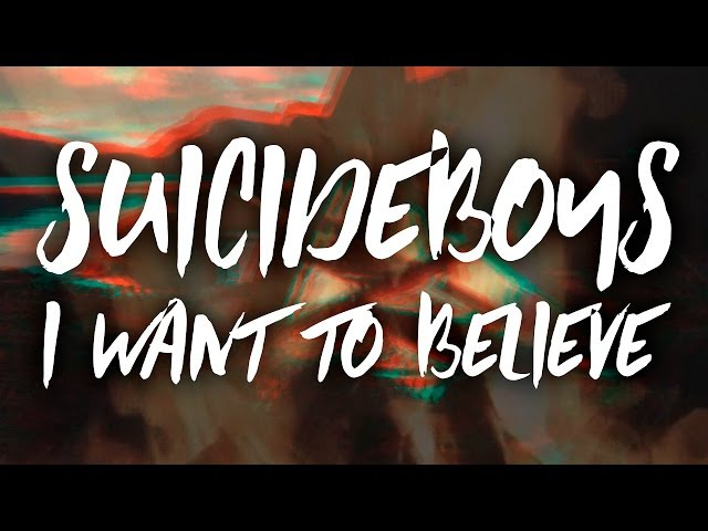 $UICIDEBOY$ - I WANT TO BELIEVE / ПЕРЕВОД / WITH RUSSIAN SUBS