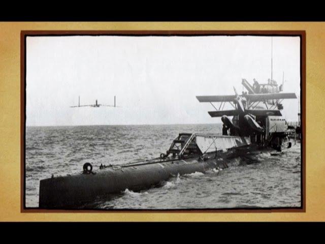 100 лет Первой мировой войне Подводный флот Телеканал История