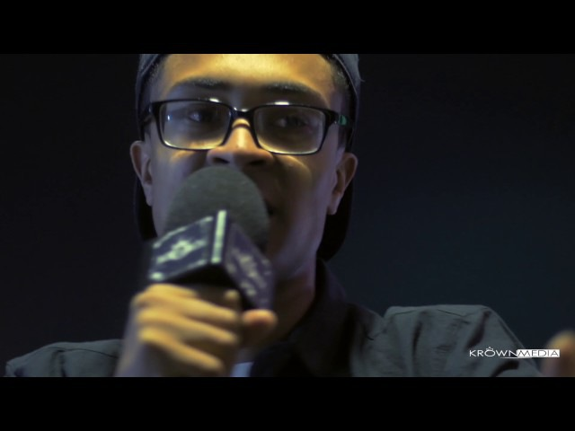 Jafro - Cypher By MySelf [Live Performance] @itsjafro   KrownMedia