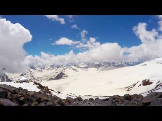 Выше неба! Эльбрус 3 900 метров.