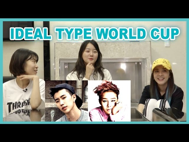 Sandara Park, Hyoni and Seyoung Try Ideal Type World Cup