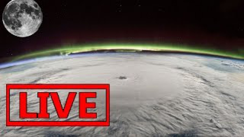 NASA Live Stream 2 - Earth From Space (Full Screen) | ISS LIVE FEED - Debunk Flat Earth