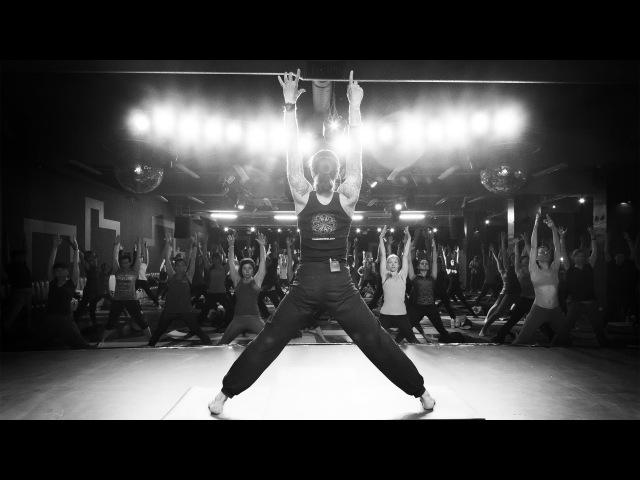 Сулик Юрій (2016) - авторські розробки - Танець Рудри і освоєння поперечного шпагату