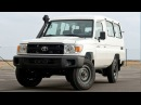 Toyota Land Cruiser Hardtop 78 - 4.2 Diesel - 6 seater - LHD