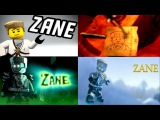 LEGO ninjago ZANE + Jay, Cole, Kai, Nya, Lloyd, Sensei, Garmadon, new season series and part Лего ни