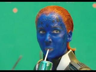 X-Men Apocalypse gag reel