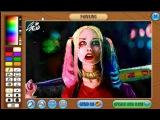 Harley Quinn Speedpaint  Animal Jam