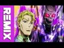 JJBA Part 4 Yoshikage Kira Sheer Heart Attack Theme Simpsonill Remix