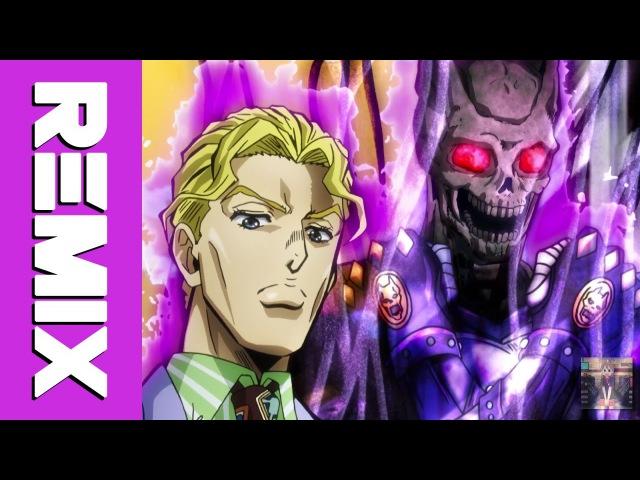 JJBA Part 4 - Yoshikage Kira Sheer Heart Attack Theme (Simpsonill Remix)