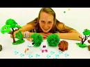 Тайная жизнь домашних животных. Видео про игрушки для детей. Собачки заметают следы