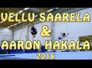 Vellu Saarela x Aaron Hakala Training - Acro Brothers ( 2016 )