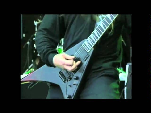 Six Feet Under Bringer Of Blood (LIVE VIDEO)