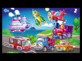 Мультик Про Машинки, Загадки, Пазлы. #мультик, #загадки, #детский канал