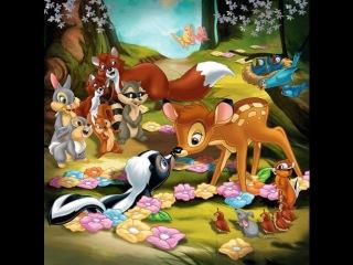 Мультик Про Лесных Зверюшек, Игра, Загадки, Пазлы. #мультик, #загадки, #детский канал