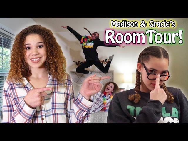 NEW Room Tour! (Madison Gracie)