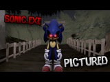 SFM Sonic.exe Pictured