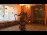Блокитнова Светлана р.н.п. из репертуара Ольги Сергеевой.