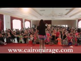 KATIA ESHTA SUPERSTAR BELLYDANCER WORKSHOP WITH EGYPTIAN ORCHESTRA CAIRO MIRAGE 2016