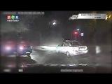 Как пьяный водитель с ребенком удирал от ДПС в городе Иваново