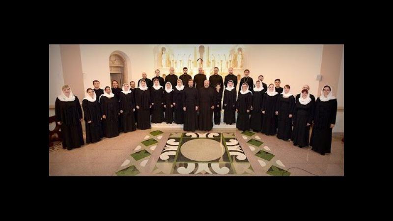 Patriarch Tikhon Choir World Premiere