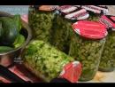 🍒Огурцы для зимних салатов Огурцы на зиму
