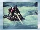 Сплав на плотах по реке Она. 1981 г.