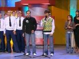 Разминка (КВН Премьер лига 2005. Первая 1/2 финала)
