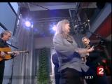 Марина Влади поет песню В. Высоцкого - То ли - в избу и запеть