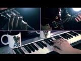 Overwatch - Hanamura Theme (Techno Metal Violin Guitar Cover⁄Remix) ¦¦ String Player Gamer