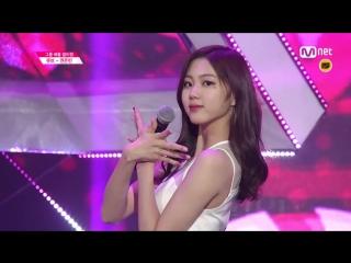 [Produce 101] 1_1 EyecontactㅣKwon Eun Bin – Group 1 Apink ♬I don't Know EP.04 20