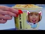 18+ Сумасшедшая японская реклама лапшки / pussy noodle - 我也不知道這廣告是在衝尛orz