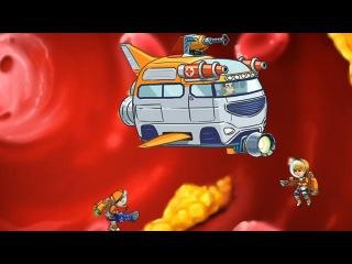 Кровь. Состав крови - развивающий мультфильм для детей